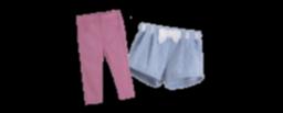 Pantalones, Shorts, Leggins y Jeggins